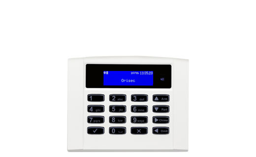 400 Series Touch Keypads