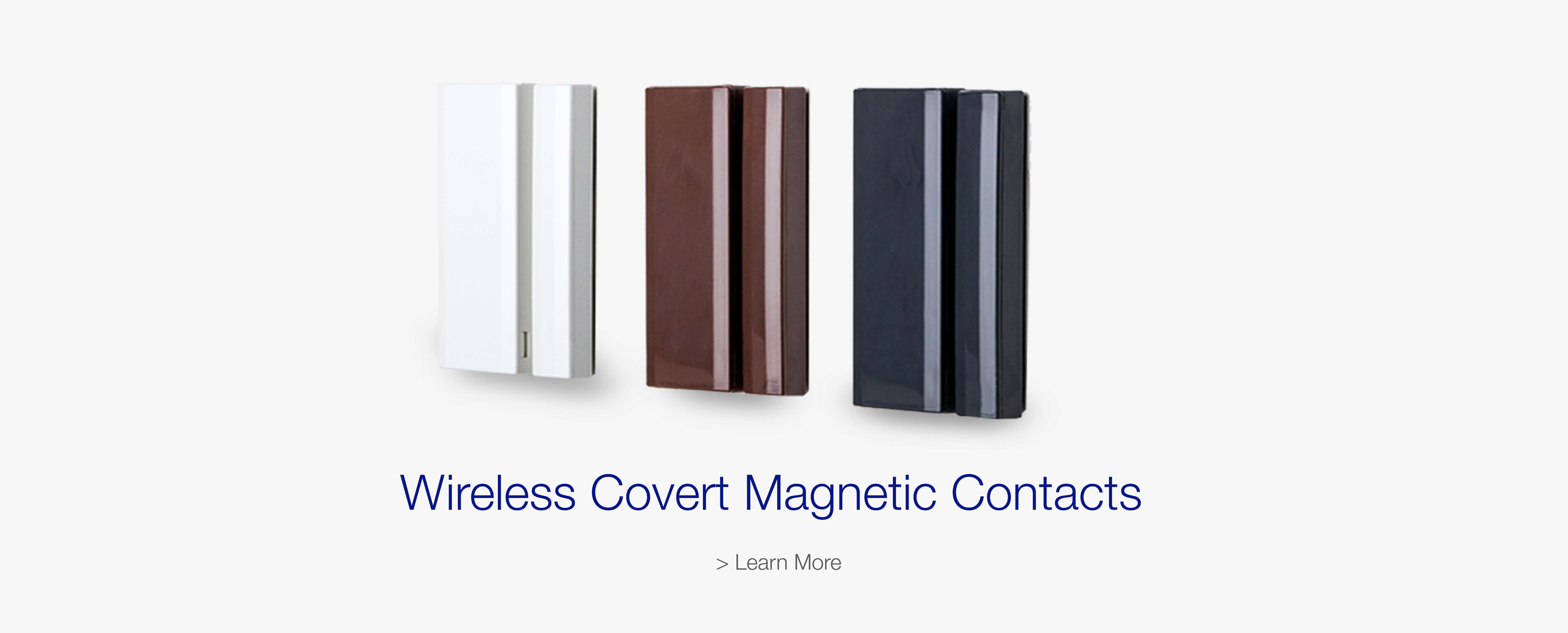 Wireless Covert Magnetic Contact